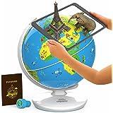 【NHK おはよう日本 まちかど情報室で紹介されました!】Shifu Orboot 立体表示される、体験型の「AR地球儀」 デジタル 知育玩具 STEAM教育
