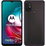"Moto G30 (128GB, 6GB) 6.5"" Dual SIM GSM Unlocked 4G LTE, International Model XT2129-2 (Dark Pearl)"