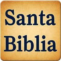 SANTA BIBLIA - Spanish Bible with Beautiful Color Illustrations