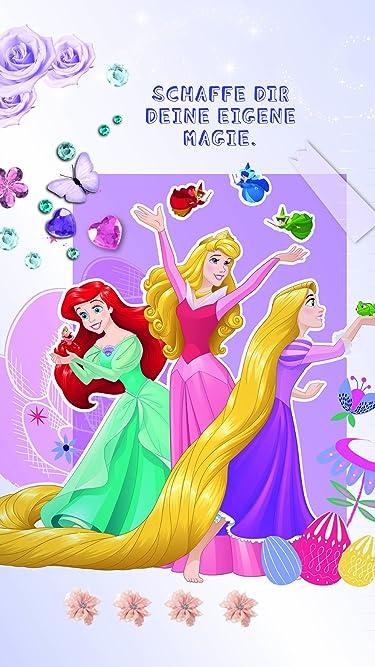 ディズニー  iPhone/Androidスマホ壁紙(750×1334)-1 - アリエル(Ariel),オーロラ,ラプンツェル