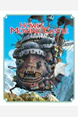 Howl's Moving Castle Picture Book Hardcover