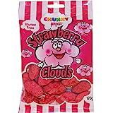 Chunky Funkeez Strawberry Clouds Lollies, 170 g