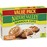 Nature Valley Granola Cups, Peanut Butter and Chocolate, 13.5 oz