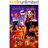 Spooky Spice Cake Curse: Cozy Mystery (MURDER IN THE MIX Book 26)