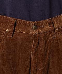 Corduroy Westerner 3214-499-1843: Brown