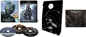 【Amazon.co.jp限定】ローグ・ワン/スター・ウォーズ・ストーリー MovieNEX(初回限定版) [ブルーレイ+DVD+デジタルコピー(クラウド対応)+MovieNEXワールド] [Blu-ray](オリジナルステッカー&ギフトバック付)