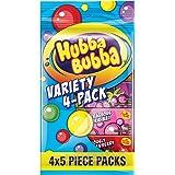 Hubba Bubba Hubba Bubba Assorted Variety 4x35g, 4 x 35 g