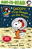Snoopy, First Beagle on the Moon! (Peanuts)
