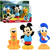 Disney Mickey Mouse Bath Squirters 3-Pack (Amazon Exclusive) Bath Toy