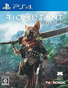 バイオミュータント - PS4
