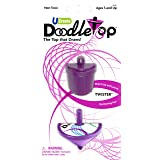 U-Create Doodletop Wind up Twister Activity