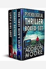Psychological Thriller Boxed Set Kindle Edition