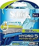 シック Schick 5枚刃 ハイドロ5 パワーセレクト 替刃 (8コ入)