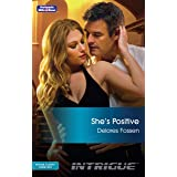 She's Positive (Kenner County Crime Unit Book 7)