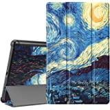 """Fintie SlimShell Case for Samsung Galaxy Tab A 10.1"""" (2019) - Ultra Thin Lightweight Stand Cover for Samsung Galaxy Tab A 10."""