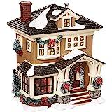 Department 56 Original Snow Village Christmas at Grandma's Lit House