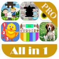 Puzzle game for Kids All in One - 12 in 1