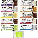 パワークランチ プロテインバー バラエティパック 10Bars(Power Crunch 10 Bars Variety Pack)