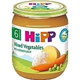 Hipp Organic Mixed Vegetables Jar, 125g