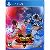 Street Fighter V Champion Edition for PlayStation 4