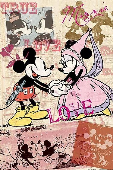 ディズニー  iPhone/Androidスマホ壁紙(640×960)-10 - ミッキー&ミニー