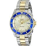 """インヴィクタ Invicta Men's ILE8928OBASYB Limited Edition """"Pro Diver"""" Two-Tone Automatic Watch with Link Bracelet [並行輸入品]"""