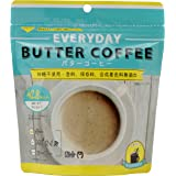 【粉末インスタント】エブリディ・バターコーヒー 150g(約42杯分) お湯を注ぐだけ ギー&MCT配合