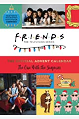 Friends: The Official Advent Calendar: The One With the Surprises | Friends TV Show Hardcover