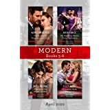Modern Box Set 5-8 April 2020/The Spaniard's Surprise Love-Child/My Shocking Monte Carlo Confession/Kidnapped for His Royal H