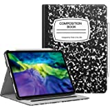 """Fintie Case for iPad Pro 11"""" 2020/2018 [Supports 2nd Gen Pencil Charging Mode] - Multi Angle Viewing Folio Cover with Pocket"""