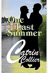 ONE LAST SUMMER Kindle Edition