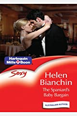 The Spaniard's Baby Bargain (Expecting!) Kindle Edition