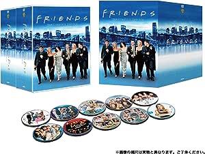 フレンズ <シーズン1-10> DVD全巻セット(60枚組)