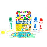 Do-A-Dot DOT201 4 Pack Washable Dot Markers, 5 Pieces