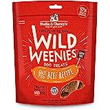 Stella & Chewy's Wild Weenies Beef Dog Treats 3.25oz