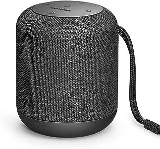 Anker Soundcore Motion Q Bluetooth スピーカー 防水 16W出力 大音量 高音質 360°サウンド ワイヤレスステレオペアリング IPX7 10時間連続再生 Bluetooth4.2 BassUpテクノロジー