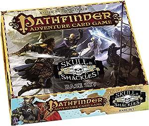 Skull & Shackles Base Set (Pathfinder Adventure Card Game)