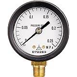 アズワン 小型圧力計A形φ40 R1/80.25 (1個入り) /1-7514-02