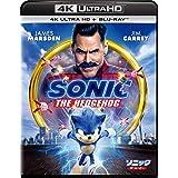 ソニック・ザ・ムービー 4K Ultra HD+ブルーレイ[4K ULTRA HD + Blu-ray]