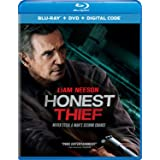 Honest Thief Blu-ray + DVD + Digital - BD Combo Pack
