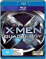 X-Men Quadrilogy (X-Men Origins: Wolverine / X-Men / X-Men 2 / X-Men: The Last Stand)