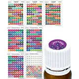 Illustrated Young Living Essential Oil Labels - Hand Drawn Essential Oil Stickers Great Roller Bottle Labels - YL Essential O