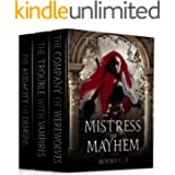 Mistress of Mayhem Books 1-3 Box Set