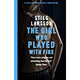 The Girl Who Played With Fire: A Dragon Tattoo story (Millennium Series Book 2)