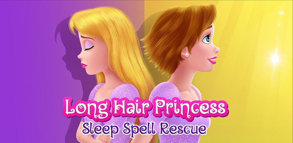 Long Hair Princess 3: Sleep Spell Rescue