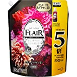 【大容量】フレアフレグランス 柔軟剤 ベルベット&フラワー 詰め替え 大容量 2000ml