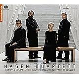 Hagen Quartet 30 (ハーゲン弦楽四重奏団 結成30周年記念アルバム - ベートーヴェン:弦楽四重奏曲 ホ短調「ラズモフスキー」/他)