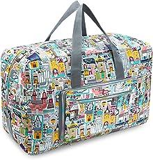 Pellor ボストンバッグ 旅行バッグ・トラベルバッグ・収納バッグ ショルダバック 大容量 超軽量 折りたたみ可能 急な雨に対応