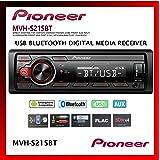 Pioneer Bluetooth USB SIRI Mixtrax MVHX360BT