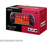 PSP「プレイステーション・ポータブル」バリューパック ブラック/レッド(PSPJ-30017)【メーカー生産終了】